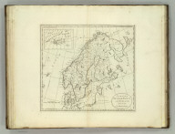 Sweden, Denmark, Norway, and Finland from the Best Authorities. Engrav'd by S. Hill. Boston. (1824)
