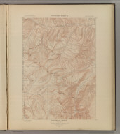 Ishawooa Sheet. Topography Sheet IX. Monograph XXXII. Yellowstone National Park. U.S. Geological Survey. Charles D. Walcott, Director. 1904. Julius Bien & Co. Lith. N.Y. A. H. Thompson, Geographer. Triangulation and Topography by Frank Tweedy. Surveyed in 1893.