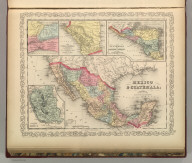 Mexico & Guatemala: Published By Charles Desilver, Philadelphia. Entered according to Act of Congress in the year 1856 by Charles Desilver in the Clerk's office if the District Court of the Eastern District of Pennsylvania. 39.