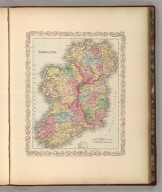 Ireland. Entered according to Act of Congress in the year 1856 by Charles Desilver in the Clerk's office if the District Court of the Eastern District of Pennsylvania. 51.