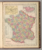 France. Entered according to Act of Congress in the year 1856 by Charles Desilver in the Clerk's office if the District Court of the Eastern District of Pennsylvania. 52.