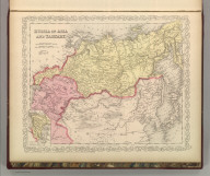 Russia in Asia and Tartary. 68. Entered according to Act of Congress in the year 1856 by Charles Desilver in the Clerk's office if the District Court of the Eastern District of Pennsylvania.