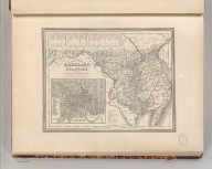 A New Map of Maryland and Delaware with the Canals, Roads & Distances. Published by S. Augustus Mitchell, N.E. Corner of Market & 7th. Streets Philada. Entered according to Act of Congress in the 1846 by H.N. Burroughs - in the Clerk's Office of the Eastern District of Pennsylvania. 15.