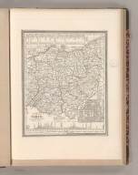 A New Map of Ohio with its Canals. Roads & Distances. By H.S. Tanner. Entered according to Act of Congress in the 1841 by H.S. Tanner - in the Clerk's Office of the Eastern District of Pennsylvania. 28.