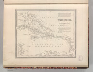 West Indies. Entered according to Act of Congress in the 1834 by H.S. Tanner, in the Clerk's Office of the Eastern District of Pennsylvania. 37.