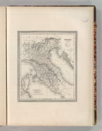 Italy, North Part. 57. (1848)