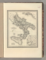 Kingdom of Naples or the Two Sicilies. 58. (1848)