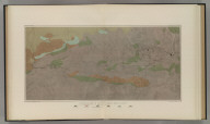 Geological Map of the New Almaden Mining District. U.S. Geological Survey. Monograph XIII, Atlas Sheet VII. Topography by S.W. Bodfish and others. Giles Litho. & Liberty Printing Co. N.Y. Geo. F. Becker, Geologist in charge.