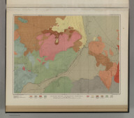 Steam-Boat Springs, Nevada. U.S. Geological Survey. Monograph XIII, Atlas Sheet XIV. Topography by Eugene Ricksecker, 1885. Giles Litho. & Liberty Printing Co. N.Y. Geo. F. Becker, Geologist in charge.