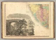 A Map of North America, Constructed According to the Latest Information by H.S. Tanner. Improved to 1825. N. America, S.W. Sheet. American Atlas. Entered according to Act of Congress, the 27th day of May, 1822, by H.S. Tanner, of the State of Pennsylvania. Engraved & Published By H.S. Tanner & Co., Philadelphia. 1822.