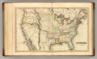 United States. Drawn & Published by F. Lucas Jr., Baltimore. B.T. Welch & Co. Sc. (1822)
