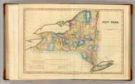 New York. Drawn & Published by F. Lucas Jr., Baltimore. Drawn by F. Lucas Jr. B.T. Welch, Sc. (1822)