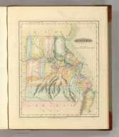 Missouri. Drawn and Published by F. Lucas Jr., Baltimore. B.T. Welch & Co., Sc. (1822)