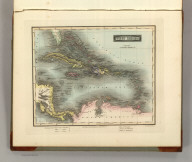 West Indies. Drawn and Published by F. Lucas Jr., Baltimore. B.T. Welch & Co., Sc. (1822)