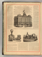 Continental Life Insurance Co's Building, 22, 24 & 26 Nassau St., New York. Steam & Vacuum Pumps, &c. (Guild & Garrison's). (1875)