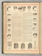 Sewing Machine Cabinet Work, Manufacturered by Van Dyke & Downs, Nos. 473, 475 and 477 First Avenue, Cor. 28th St., N.Y. (1875)