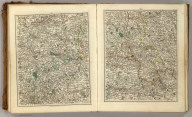 (Cary's New Map of England And Wales, With Part Of Scotland). Sheets 23-24.