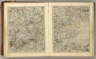 (Cary's New Map of England And Wales, With Part Of Scotland). Sheets 25-26.