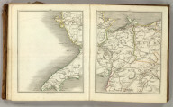 (Cary's New Map of England And Wales, With Part Of Scotland). Sheets 38-39.