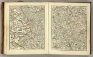 (Cary's New Map of England And Wales, With Part Of Scotland). Sheets 40-41.