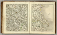 (Cary's New Map of England And Wales, With Part Of Scotland). Sheets 51-52.