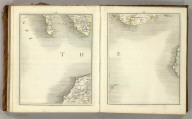 (Cary's New Map of England And Wales, With Part Of Scotland). Sheets 56-57.