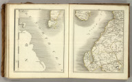 (Cary's New Map of England And Wales, With Part Of Scotland). Sheets 64-65.