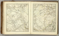 (Cary's New Map of England And Wales, With Part Of Scotland). Sheets 66-67.