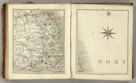 (Cary's New Map of England And Wales, With Part Of Scotland). Sheets 68-69.