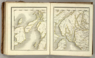 (Cary's New Map of England And Wales, With Part Of Scotland). Sheets 73-74.