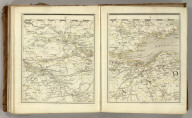 (Cary's New Map of England And Wales, With Part Of Scotland). Sheets 75-76.