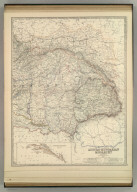 Austro-Hungarian Monarchy (eastern sheet). By Keith Johnston, F.R.S.E. Keith Johnston's General Atlas. Printed, and Published by W. & A.K. Johnston, Edinburgh & London.