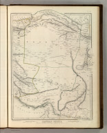 Sharpe's Corresponding Maps. Eastern Persia. London - Published by Chapman and Hall, 186 Strand, 1848. Divisional Series.