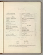 (Table of Contents to) Sharpe's Corresponding Atlas, Comprising Fifty-Four Maps, Constructed Upon A System Of Scale And Proportion, From the most Recent Authorities. Engraved On Steel By Joseph Wilson Lowry. With A Copious Consulting Index. London: Chapman And Hall, 186 Strand. MDCCCXLIX.