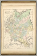 Russia in Europe. Edinburgh, Published by A. &. C. Black. Engraved by S. Hall, Bury Strt. Bloomsbry.