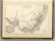 Victoria, New South Wales, and South Australia. By W. Hughes.