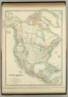 North America. Keith Johnston's General Atlas. Apr. 1912. Engraved, Printed, and Published by W. & A.K. Johnston, Limited, Edinburgh & London.