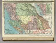 Rand, McNally & Co.'s British Columbia.