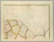 A Map Of South Carolina (northeast portion), Constructed and Drawn from the District Surveys, ordered by the Legislature: by John Wilson, late Civil & Military Engineer of So: Cara. The Astronomical Observations by Professor Geo: Blackburn & I.M. Elford. Engraved by H.S. Tanner Philadelphia. Entered according to Act of Congress, the 10th day of April 1822, by John Wilson, Agent of the Board of Public Works of the State of South Carolina.