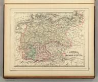 Prussia, and the German States. Copyright 1886 by Wm. M. Bradley & Bro.