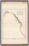 (Facsimile) A Chart Shewing Part of the Coast of N.W. America with Tracks of his Majesty's Sloop Discovery and Armed Tender Chatham .... Published May 1st, 1798 by J. Edwards, Pall Mall & G. Robinson, Paternoster Row.