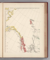 (Facsimile) Arrowsmith's North America (northwestern portion).