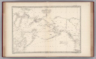 (Facsimile) Translation of Title: Part of Map of the Frozen Ocean and the Eastern Ocean. Compiled from the latest documents in the Hydrographic Department of the Ministry of Marine. 1844. Photo. Lith. by A. Hoen & Co. Baltimore, MD. 1345.