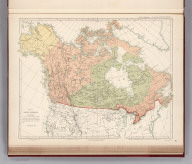 (Facsimile) Map of North America Drawn by J. Arrowsmith. Select Committee _ on the Hudson's Bay Company. Nos. 224. 260. (Sess.2.) London Pub. 1857 by John Arrowsmith, 10 Soho Square. Photo. Lith. by A. Hoen & Co. Baltimore, MD. Ordered, by the House of Commons to be Printed 31st. July 11th. August, 1857. Henry Howard Pranter.