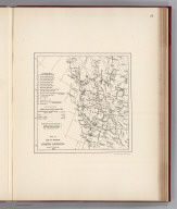 (Facsimile) Part of Map of British North America. Drawn by J. Arrowsmith. 1863. Photo. Lith. by A. Hoen & Co. Baltimore, MD.