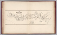 (Facsimile) No. X. N.W. America. British Columbia. Portland Canal from the Admiralty Survey of 1868. (reduced from original scale). Photo. Lith. by A. Hoen & Co. Baltimore, MD.