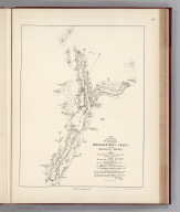 Facsimile: Observatory Inlet - Admiralty Survey.