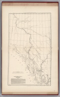 (Facsimile) No. 16. - Dawson's Canadian Map, 1887, showing conventional lines proposed by Canada. Dominion of Canada 1887. S. Ex. 146 50 2. Photo. Lith. by A. Hoen & Co. Baltimore, MD.