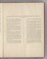 (Text Page) Biographical Notes in Regard to Some of the Cartographers whose Maps Appear in this Atlas.