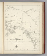 Facsimile: Russian Admiralty Chart (portion).